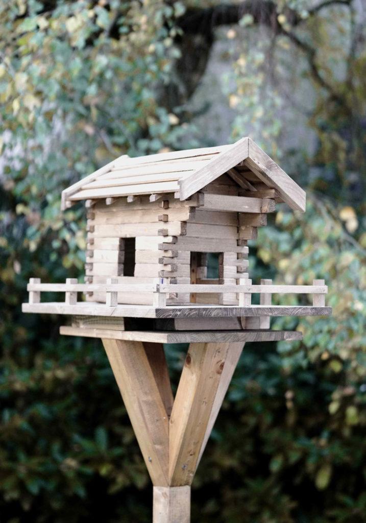 Neu schritt f r schritt bauanleitung f r dein vogelfutterhaus - Anleitung vogelhaus ...