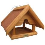Kleines Vogelhaus als Bausatz