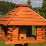 selber bauen eines vogelhauses bauanleitung vogelhaus zum. Black Bedroom Furniture Sets. Home Design Ideas