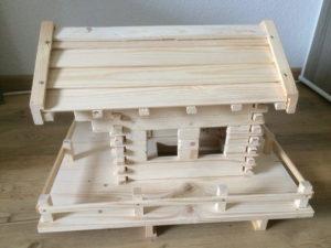 vogelhaus selber bauen bauanleitung schritt f r schritt. Black Bedroom Furniture Sets. Home Design Ideas