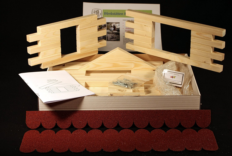vogelhaus bausatz vogelhaus selber bauen mit der richtigen bauanleitung. Black Bedroom Furniture Sets. Home Design Ideas