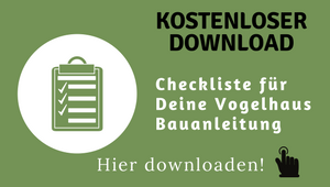 Download Checkliste Vogelhaus bauen