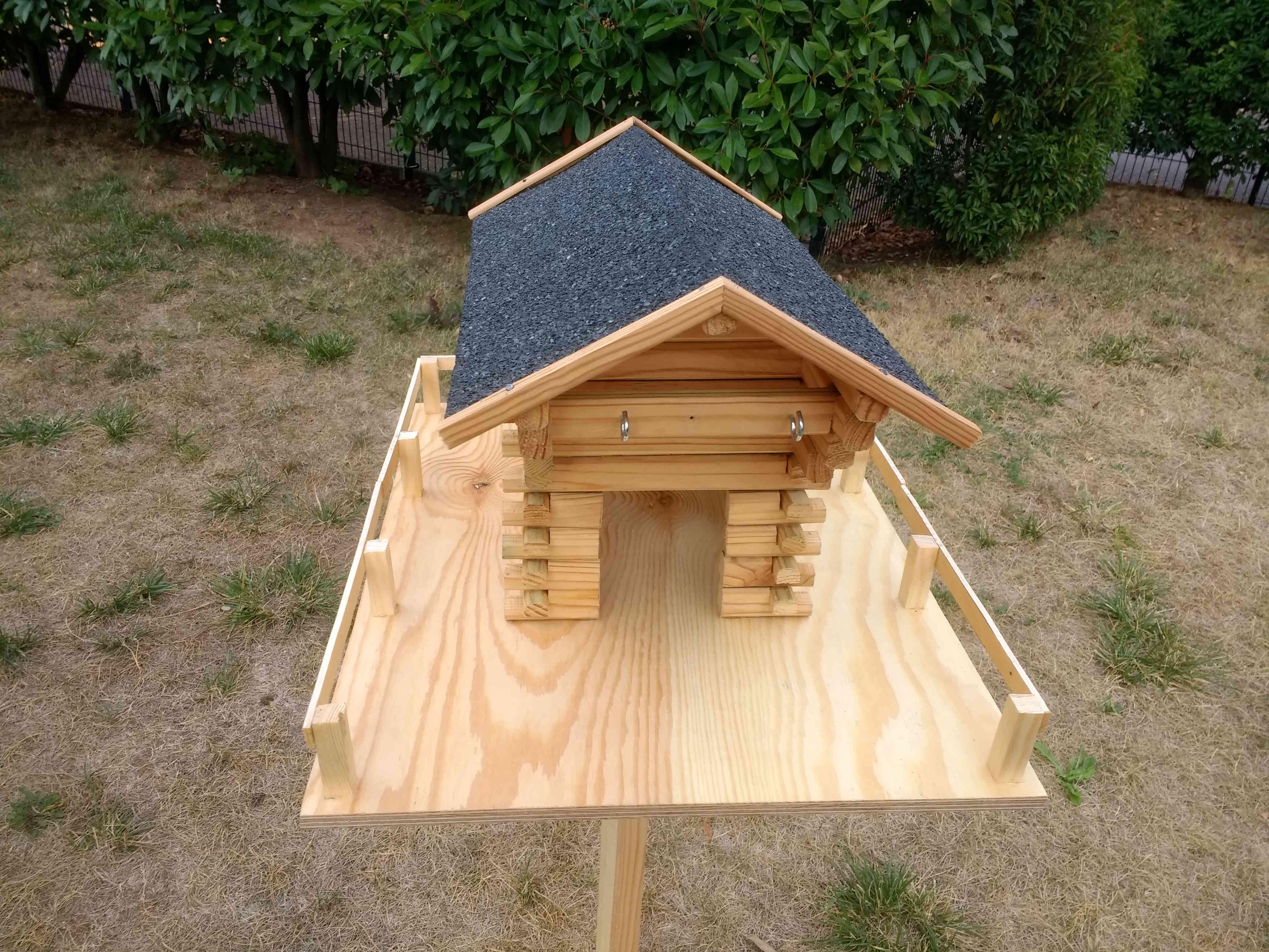 neu! schritt-für-schritt bauanleitung für dein vogelfutterhaus